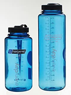 Nalgene Tritan Water Bottle Combo Pack 32oz + 48oz Bottle