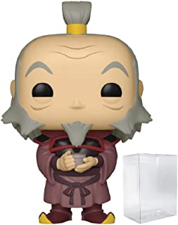 Funko Avatar: The Last Airbender - Iroh with Tea Pop! Vinyl Figure (Includes Compatible Pop Box Protector Case)