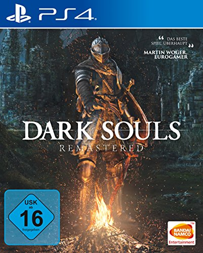 Dark Souls: Remastered - PlayStation 4 [Importación alemana]