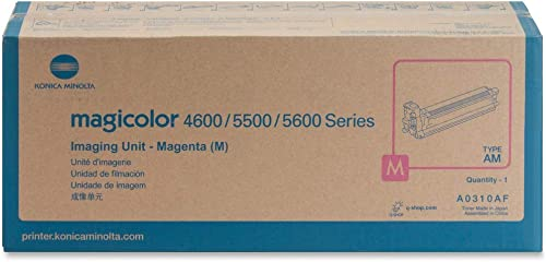 """high quality Konica Minolta high quality 120V Magenta Imaging Unit For Magicolor 5550 And 5570 Printers - popular Magenta """"Product Category: Print Supplies/Printing Drums"""" online"""