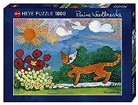 HEYE Puzzle ヘイパズル 29448 Rosina Wachtmeister : Daisies (1000 pieces)