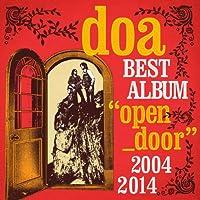 """doa BEST ALBUM""""open door""""2004-2014(初回限定盤)(DVD付)"""