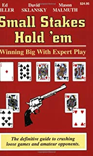 Small Stakes Hold `em: Winning Big with Expert Play