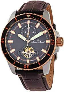 Automatic Grey Dial Men's Watch 1298A5