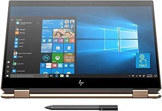 HP Spectre x360 15t Touch 第10世代 Intel i7-10510U、ペン、3年McAfee インターネットセキュリティ、Windows 10プロフェッショナルキー、4K IPS、HP保証、2-in-1ノートパソコンP...