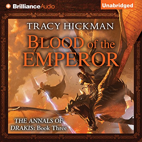 Blood of the Emperor audiobook cover art