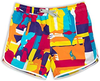 Womens Board Shorts Beach Quick Dry Fabric Swim Slim Trunks Ocean Travel Sports