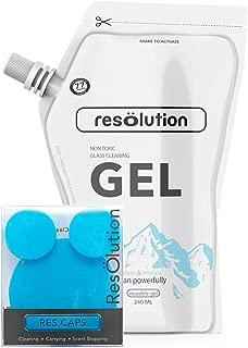 Res Gel & Res Caps Pipe Cleaning Bundle (Blue)