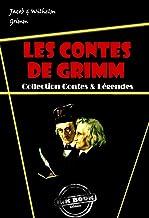 Les contes de Grimm : L'intégral – avec des illust. originales de Walter Crane, Arthur Rackham et Henry Altemus [nouv. éd....