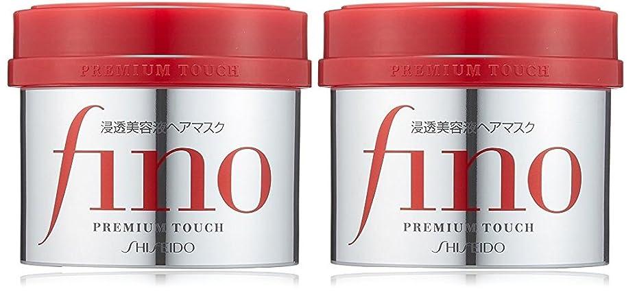 奨励広げる偽善フィーノ プレミアムタッチ 浸透美容液ヘアマスク230g×2個セット