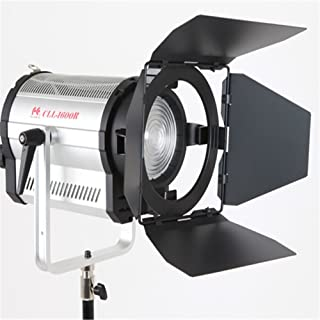 Falcon Eyes CLL-1600R 160W LEDs Spotlight DMX512 System 3000K-8000K Color Stepless Adjustable for Filming and Broadcasting...