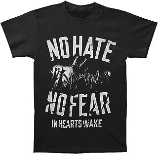 Men's No Hate T-Shirt Black