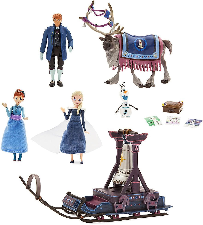 Disney Olaf's Frozen Adventure Mini Sleigh Play Set