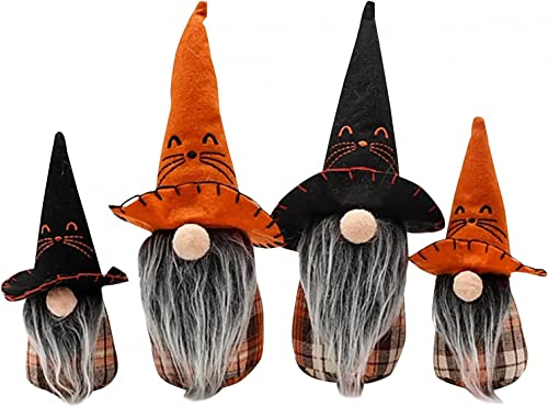 high quality Halloween Faceless Doll 2021 Gnome Dwarf Doll Halloween Home Decor Hanging Decoration Ornament Handmade outlet sale Doll Gift, 4pcs/Set online sale