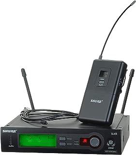 Shure SLX14/93 Lavalier Wireless System, G4
