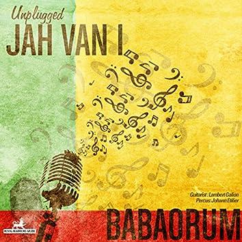 Babaorum (feat. Lambert Galion, Johann Etifier) [Unplugged Live]