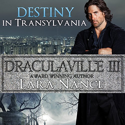 Destiny in Transylvania audiobook cover art