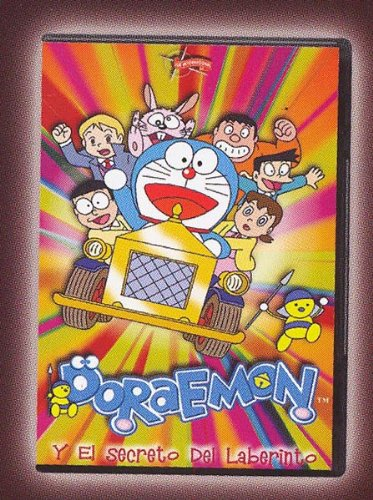 Doraemon y el secreto del laberinto [DVD]