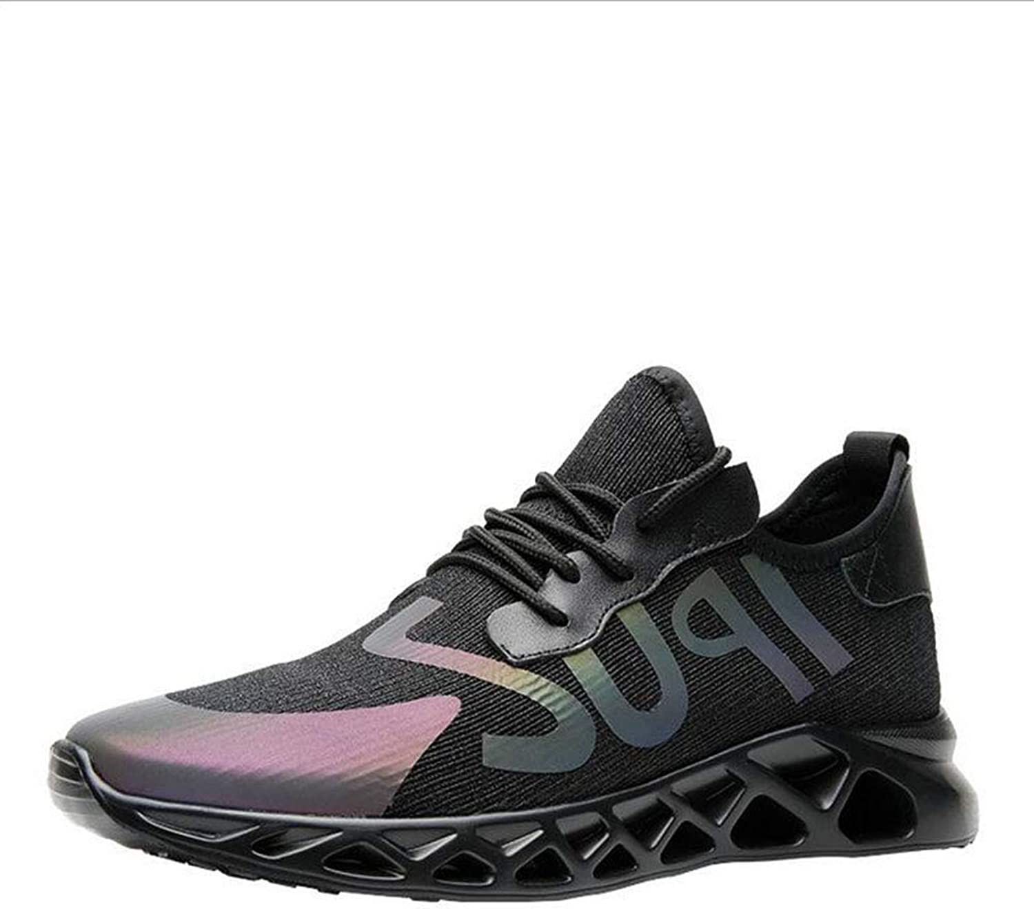 Men Sports Casual Running shoes Walking Jogging Gym Sneakers Comfortable Breathable Fashion Trainers Athletic Mesh