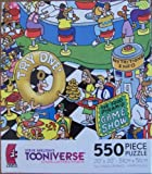 Steve Skelton's Tooniverse School Cafeteria Extreme Puzzle by TOONIVERSE