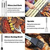 Zoom IMG-1 dwcouple accessori barbecue 25 pcs