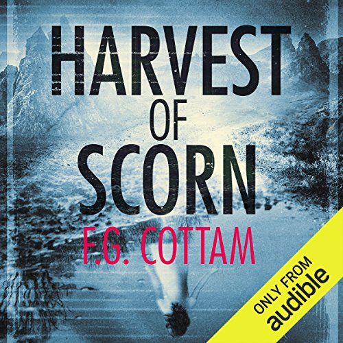 Harvest of Scorn audiobook cover art