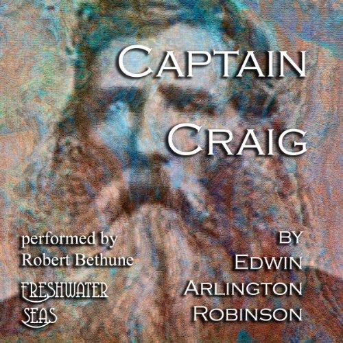 Captain Craig audiobook cover art
