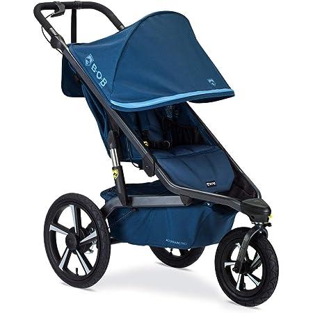 BOB Gear Alterrain Pro Jogging Stroller, Blue