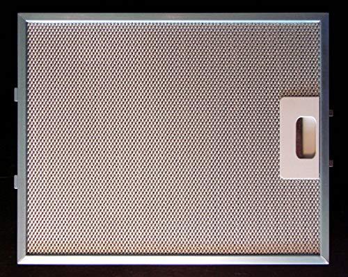 Spares2go Metall-Fettfilter für Homeking FW90.3SS Dunstabzugshaube Abluftventilator (320 x 270 mm), 2 Stück