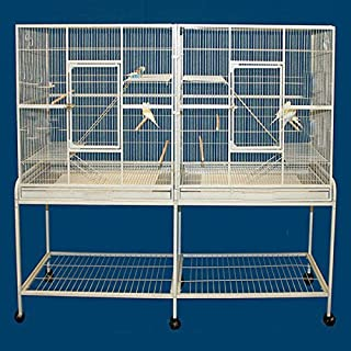 Best large parrot cage with divider Reviews