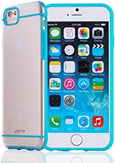 iPhone 6S / iPhone 6 4.7 Case - JOTO Slim Fit Hybrid Clear Cover Case (Flexible TPU + Hard PC) for Apple iPhone 6S 4.7