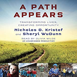 A Path Appears audiobook cover art