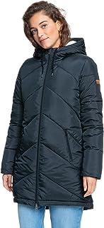 Roxy Women's Storm Warning - Water Repellent Coat for Women Windbreaker