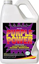 Purple Power 4320P Cleaner and Degreaser, 1 gal, 12.3 lbs. (Pack of 6)