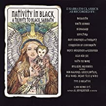 Nativity in Black: Tribute to Black Sabbath by Various Artists, Ozzy Osbourne, Type O Negative, White Zombie, Megadeath, Corros [Music CD]