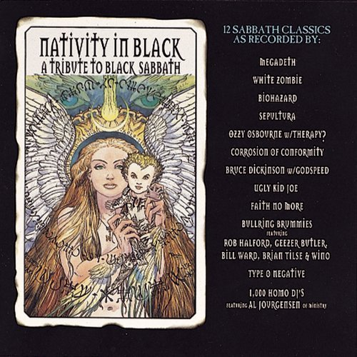 Nativity In Black: A Tribute To Black Sabbath by Various Artists (2009-12-01)