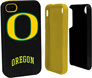 Guard Dog Oregon Ducks Hybrid Case for iPhone 4 / 4s - Black