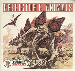 Prehistoric Animals (Figurine Panini Sticker Album)