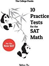 The College Panda's 10 Practice Tests for the SAT Math PDF