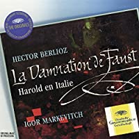Damnation of Faust / Harold En Italie by RUBIO / VERRAU / ROUX / BERLIN PHIL ORCH / MARKEVITCH (2008-08-12)