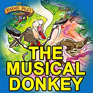 The Musical Donkey audiobook cover art