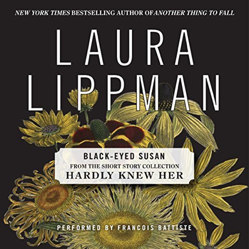 Black-Eyed Susan audiobook cover art