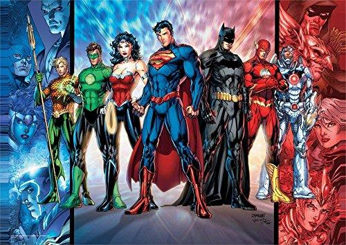 Best justice league poster