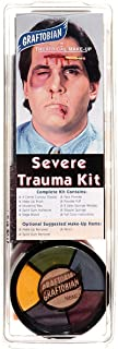 Graftobian Severe Trauma Make-Up Kit