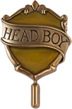 Wizarding World of Harry Potter Hufflepuff House Head Boy Metal Trading Pin