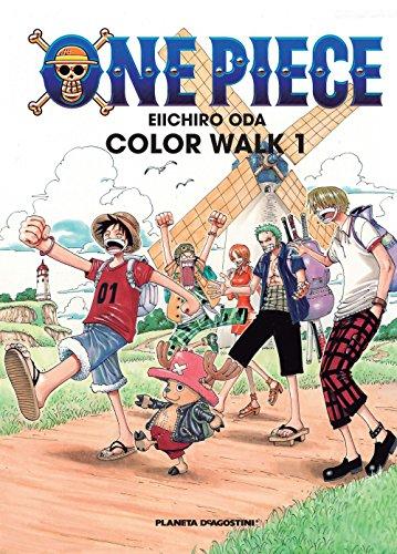 One Piece Color Walk nº 01