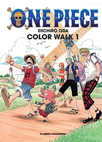 One Piece Color Walk nº 01 (Manga Artbooks)