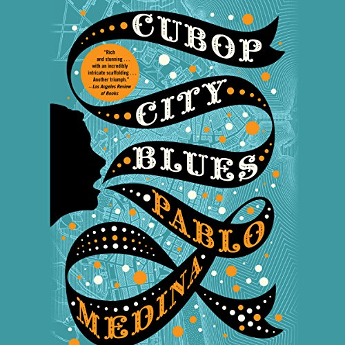 Couverture de Cubop City Blues