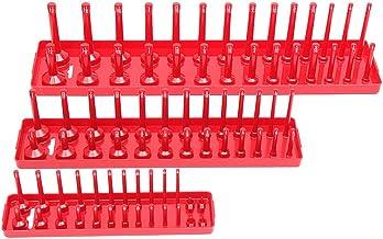 C4490 para 19 llaves AERZETIX Soporte para llaves de vaso Torx