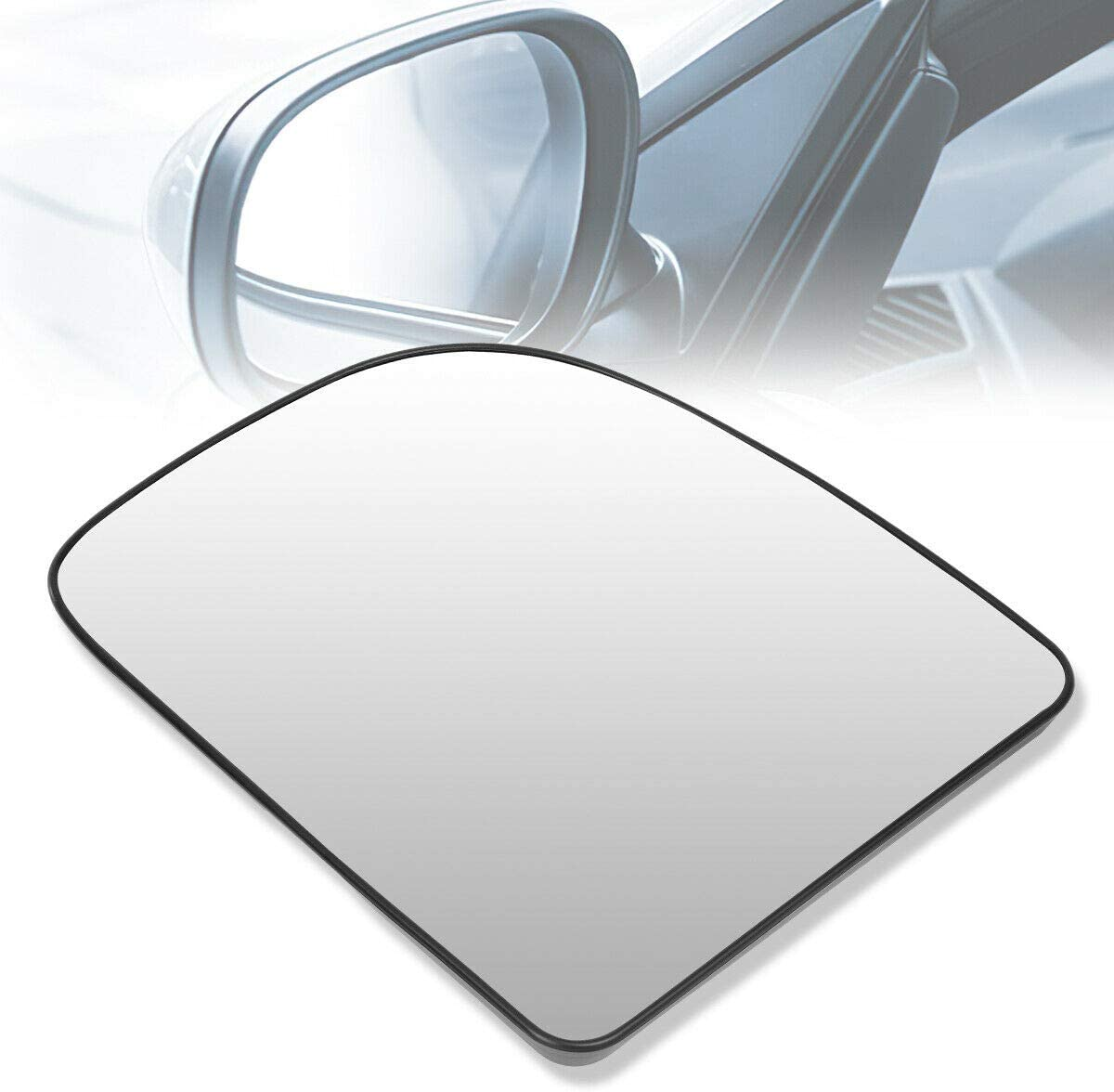 New Right Cheap bargain Side Upper Limited Special Price Mirror Towing 4C3Z17K707AC Glass